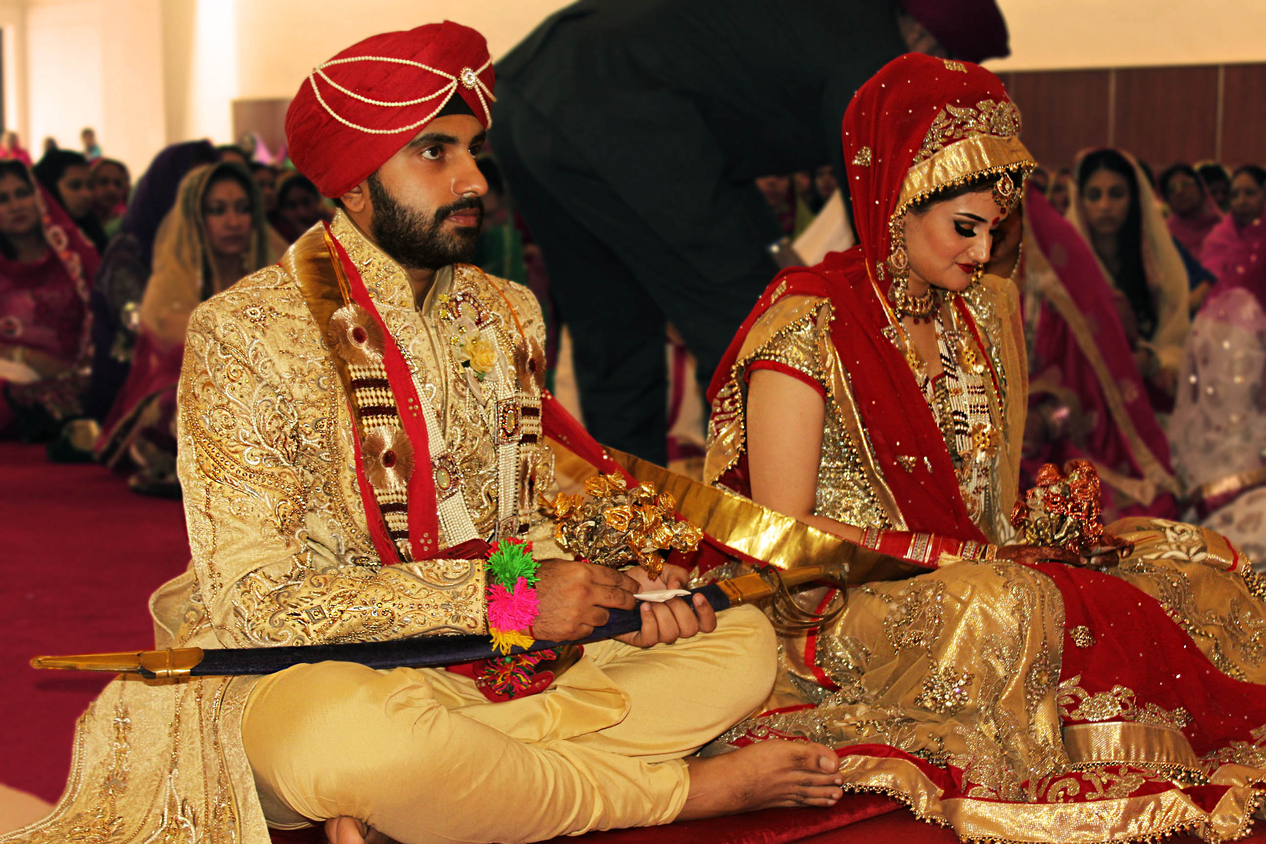All About Organizing A Traditional Sikh Wedding - WedAir Blog - Best ...