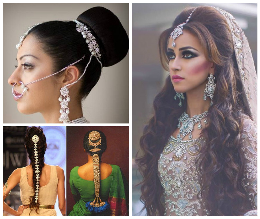 Top 5 Hairstyles For Indian Brides To Opt For This Winter 2017